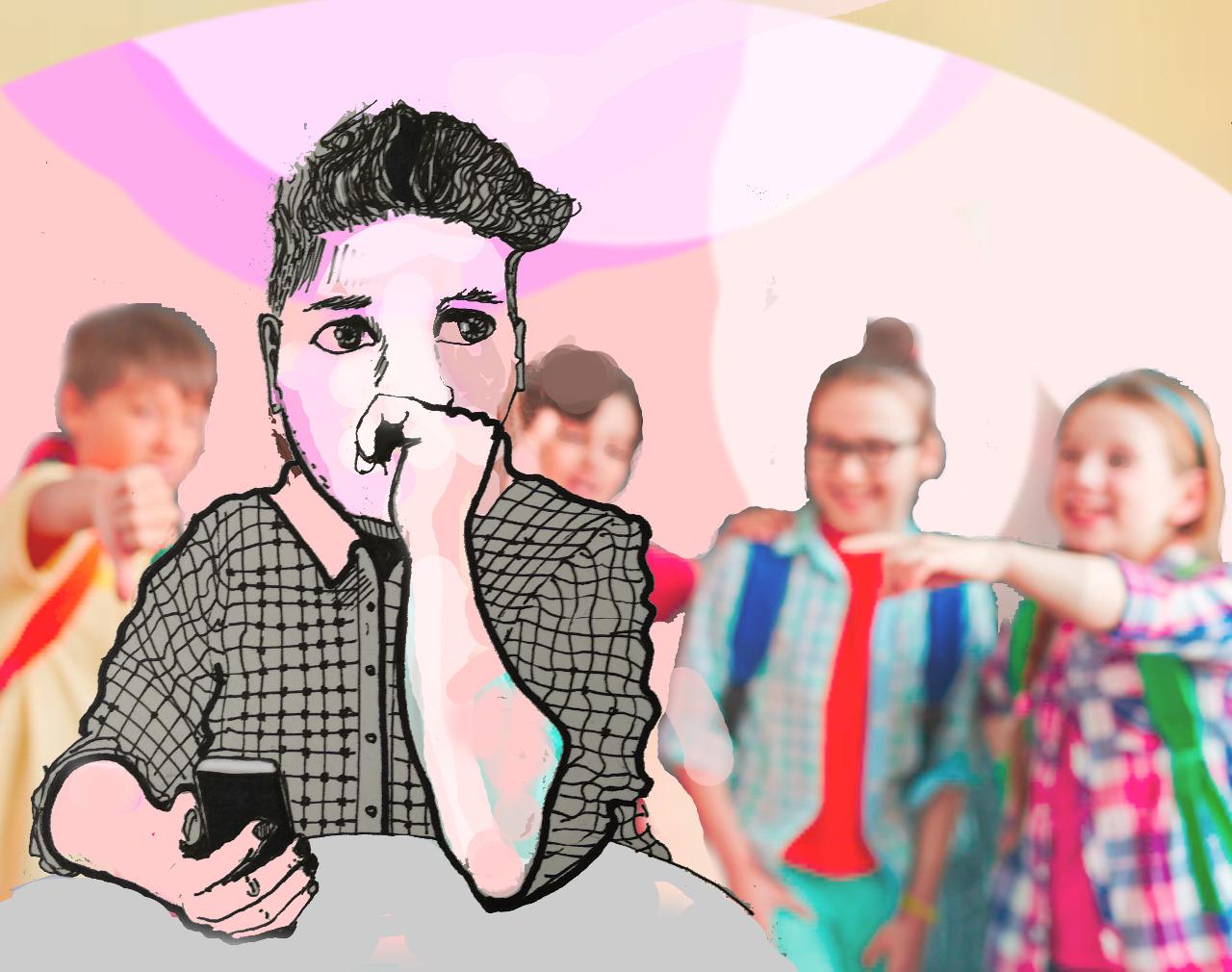Ciberbullying: todos contra uno